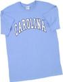 Arc Carolina Tee Shirt - Carolina Blue
