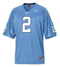 Carolina Toddler Nike Replica Football Jersey - Carolina Blue #2