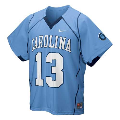 3bbfd430d Nike Lacrosse Replica Jersey - Carolina Blue #13. Loading zoom