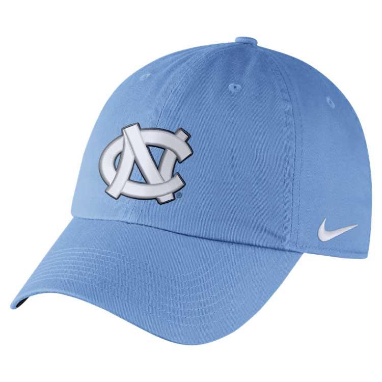 8b70d669 Nike DriFIT H86 Authentic Hat - Carolina Blue. Image 1. Loading zoom