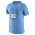 Nike 2018 Football Icon Tee - Carolina Blue