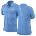 Nike Early Season Striped Polo - Carolina Blue Jumpman Carolina