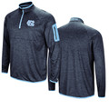 Colosseum Amnesia 1/4 Zip Pullover - Charcoal Gray