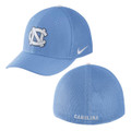 Nike Classic Carolina Mesh SwooshFLEX Hat - Carolina Blue