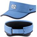 Nike Carolina Featherlight Visor - Carolina Blue