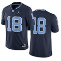 2018 YOUTH Nike Jordan Football Jersey - Navy #18