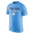 2018-2019 Nike Jordan Together We Win FAN Tee