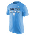 2018-2019 YOUTH Nike Jordan Together We Win Fan YOUTH Tee