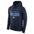 Nike Carolina Sideline ThermaFIT Hood - Navy