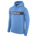 Nike Jumpman Sideline Pull Over - Carolina Blue