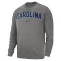 Nike Carolina Fleece Club Crew - Carolina Blue Arc Carolina