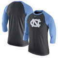 Nike TriBlend Raglan Sleeve Tee - Interlocking NC