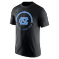 Nike Jumpman Basketball Verbiage Tee - Black