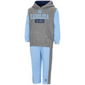 Toddler Colosseum Sweat Set - Heather Gray and Carolina Blue