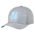 Top of the World Carolina Heathered Gray Hat - Hyper