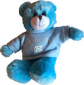 Plushland Carolina Bear - Blue 8 inch