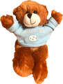 Plushland Carolina Bear - Brown 8 inch