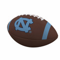 Logo Brands Full Size Leather Football - NC Carolina
