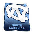 Logo Brand North Carolina Raschel Throw - Big NC