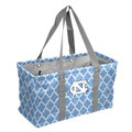 Logo Brand North Carolina Quatrefoil Picnic Caddy
