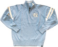 Bruzer 1/4 zip Carolina Blue Sweater