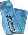 J. America Carolina Blue Sweatpants with NC Carolina