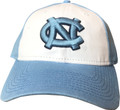 Women's New Era Carolina Blue with White Panel - NC  Hat