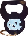 Navy Metal NC Bottle Opener Keychain