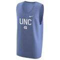 Nike Carolina Modern Tank - Carolina Blue with UNC and NC