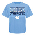 YOUTH Carolina Sport Between the Lines Tee - GYMNASTICS