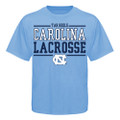 YOUTH Carolina Sport Between the Lines Tee - LACROSSE