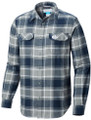 Columbia Carolina Flare Gun Flannel - Navy
