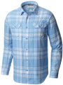 Columbia Carolina Flare Gun Flannel - Carolina Blue
