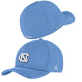 Nike Jordan Flex Fit Carolina Blue Sideline Hat
