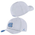 Nike Jordan Flex Fit White Sideline Hat