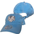 Zephyr Carolina Blue Ram Face Hat