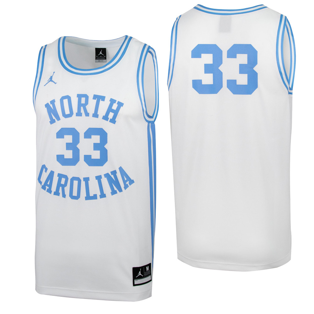 f754254351e10 Nike Retro Basketball Jersey - Charlie Scott White #33