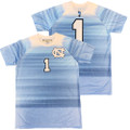 Retrobrand Carolina Men's Soccer Jersey - Carolina Blue #1