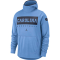 Nike Jordan Carolina SPOTLIGHT Hoodie - CAROLINA BLUE