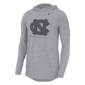 Nike Carolina Marled LONG SLEEVE HOODED Tee - Women's Basketball