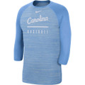 Nike Legend 3/4 Raglan Sleeve Baseball Tee - Carolina Blue