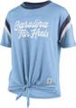 LADIES Pressbox 'Juniper' Vintage Top-Carolina Blue