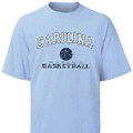Carolina Faded Sport Tee Shirt - Women's Basketball