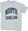 Traditional North Carolina Tee Shirt