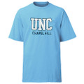 YOUTH UNC Chapel Hill Tee Shirt - Carolina Blue