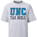 UNC Tar Heels Distressed T-Shirt