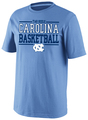 Carolina Sport Between the Lines Tee - Basketball