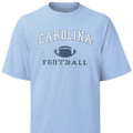 Youth Carolina Football tee shirt - faded design