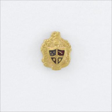 Miniature Coat of Arms Pin
