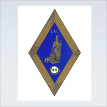 ΣΑΕ Badge Color Picture